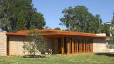 Proyecto: Casa Usionian  Arquitecto: Frank Lloyd Wright  Ubicación: Miami, Florida, EE.UU. #architecture