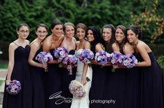 Bridal hair and makeup by: www.danielarodrigueznyc.com
