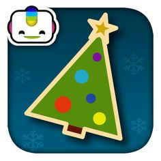 @boggatap  Decorate your own, unique Christmas tree! Turn the radio on and choose between a large variety of ornaments, garlands, colors, and decorations, or better yet - create your own by taking a snapshot that will magically transform into a Christmas ball! You can even change the background with a single c