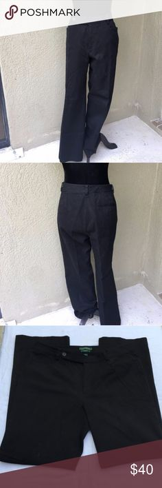 "Lauren Ralph Lauren Black Adelle pants Lauren Ralph Lauren Black Adelle pants- heavy weight extremely nice pants fit amazing and look great dressed up or down!! Inseam 31""✅I ship same or next day ✅Bundle for discount Lauren Ralph Lauren Pants"