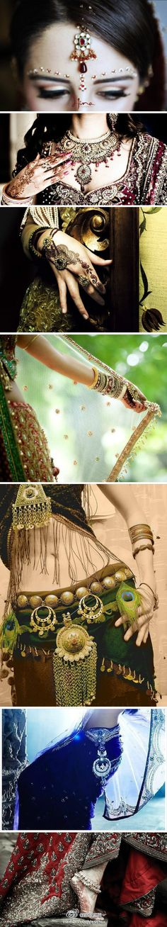 Indian beauty and style