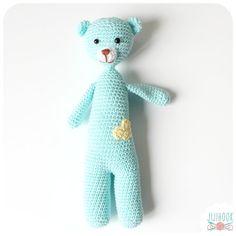 Teddy Bear Crochet Pattern