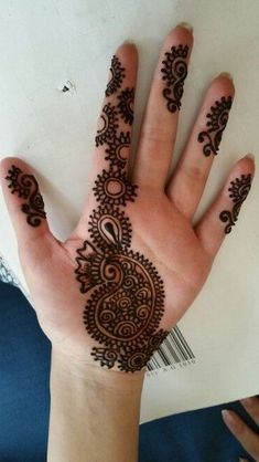 Beautiful Mehndi #henna