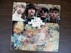 The Byrds Greatest Hits  CS 9516 1967 by vintagelovesandmore $10.00
