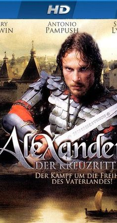 Young prince Aleksandr has to hold out against two enemies - the Horde in the east and the Teutonic order and Sweden in the west. He discovers that some boyars are plotting against him and are ready to betray Novgorod to the Swedes and the Germans to boost their trade. Language: Russian 6/10 Full movie https://www.youtube.com/watch?v=gY028fmU4gY