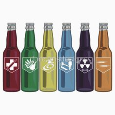 Call of Duty:Zombies Perk Bottles