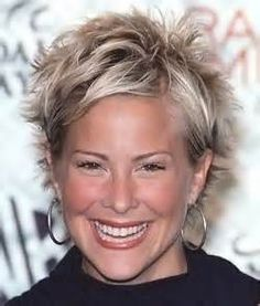 Short Hair Styles For Women Over 40 - Bing Images...crazy women? !  Lol