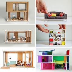 beautiful modern doll houses google zoeken brinca dada bennett house modern dolls