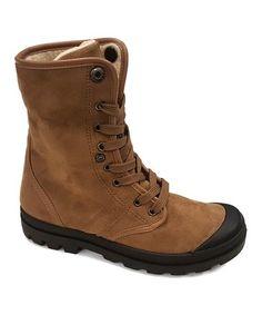 8436a0fbac63 Taupe Evan Boot - Women  zulilyfinds Winter Wear