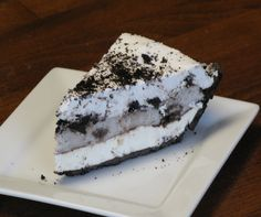 THE Oreo Pie. The 'THE' is there because I have tried several different versions, and this one is by far the best :)