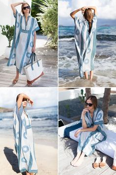 SUMMER MUST-HAVE: THE CAFTAN DRESS   THE STYLE FILES