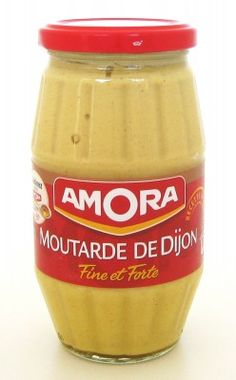 Amora mustard @ French Selections