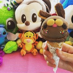 Cute icecream from ChiChi Pong, Jeju Island    JustUndiscovered | A Food Diary of South Korea – What and Where to Eat (Part One: Sweet) | http://www.justundiscovered.com