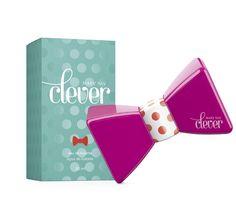 Fragancia Clever™ Eau de Toilette   Captura los momentos más felices de la vida con Clever™.