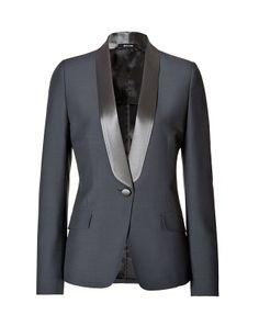 women's tuxedo jacket - Maison Martin Margiela