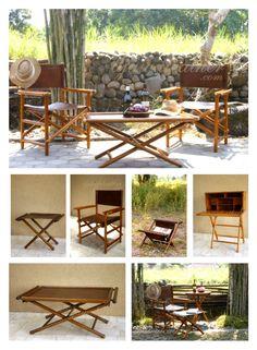 Durban Folding Furniture.