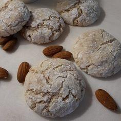 Macarons à l'ancienne, amandes et fleur d'oranger - pâtisserie.news