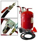 10 Gallon Portable Air Sandblaster Sand Blaster Abrasive w/Gauge Shut Off Valve - http://home-garden.goshoppins.com/tools/10-gallon-portable-air-sandblaster-sand-blaster-abrasive-wgauge-shut-off-valve/