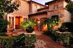 Spanish house :)