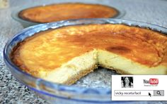 PAY DE QUESO | RECETA FACIL | CHEESE PIE RECIPE