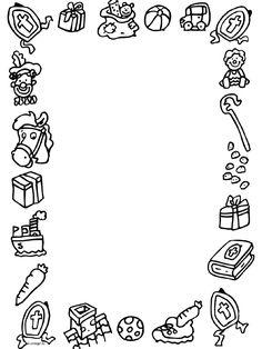 Sinterklaas - Briefpapier