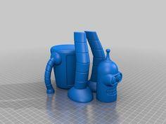 Bender kit 2 by cerberus333 - Thingiverse