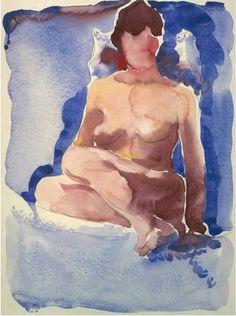Georgia O'Keeffe, Nude Series IX