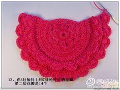 Crochet Bag + Diagram + Free Pattern Step By Step