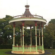Dartmouth Park, Political Geography, West Bromwich, Old Postcards, Store Fronts, Gazebo, British, England, Outdoor Structures