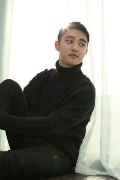 Penguinsoo❤️ Kyungsoo, Kaisoo, He Makes Me Happy, Ko Ko Bop, Exo Korean, Baby Boy, Do Kyung Soo, Precious Children, Pop Singers