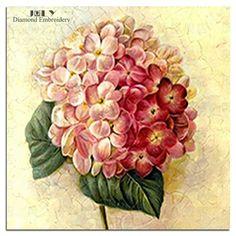 fondos de hortensias vintage - Buscar con Google