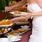Working with Wedding Caterers