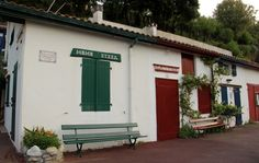 Les crampottes du port des pécheurs de Biarritz