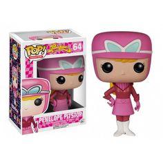 Funko Penelope Pitstop, Penelope Charmosa, Hanna Barbera, Corrida Maluca, Wacky Races