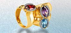 #gold rings