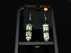 Check out this item in my Etsy shop https://www.etsy.com/listing/267168176/ceramic-lantern-dangle-earrings