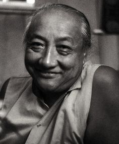 Dilgo Khyentse Rinpoche - love this face. A face of wisdom, love and humility.