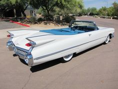 1959 Cadillac series 62 convertible....Re-Pin brought to you by #InsuranceAgents at #HouseofInsuranceEugene.
