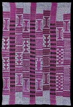 Shawl (aso oke) | Yoruba peoples | The Met