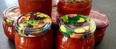 Ketchup z cukinii z papryką - Blog z apetytem