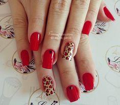 Leopard Nail Art, Leopard Print Nails, Cute Nails, Pretty Nails, Nails Design With Rhinestones, Jelly Nails, Neutral Nails, Toe Nail Art, Cute Nail Designs
