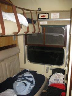 Mombasa-Nairobi railway cabins, Kenya