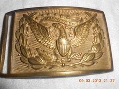 Civil War 1851 Pattern Officers Plate |