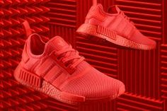 """adidas NMD """"Solar Red"""" Releasing Again"""