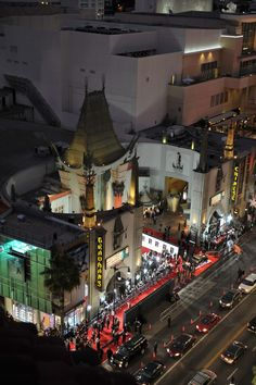 Grauman's Chinese Theatre, Hollywood, California