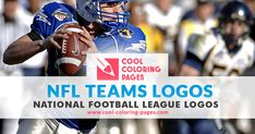 NFL Teams Logos coloring pages - Cool Coloring Pages