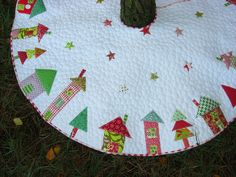 ~ The Hood Tree Skirt ~ by flossyblossy....