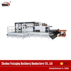 Zhenhua ZHMY 1100 Automatic Paper Die Cutting And Creasing Machine