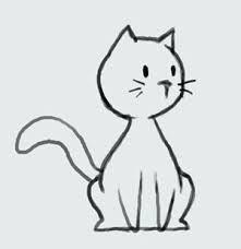 cute cat draw - Cerca con Google