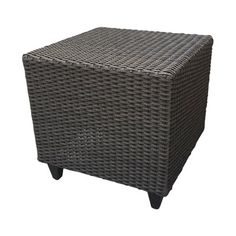 21 Best Wicker Side Tables Images Table